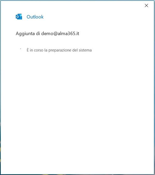 configurazione account posta elettronica outlook 6